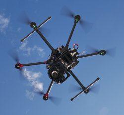 Drone en évolution
