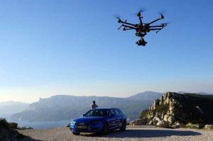 Réalisation de publicité, droit à l'image et législation drone