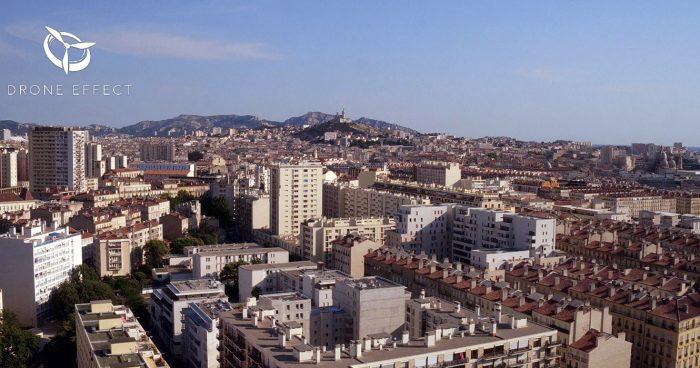 Vidéos aériennes de hôpital Européen de Marseille