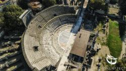 Des images d'Arles 13 par drone