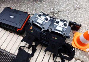 Matériel de tournage et drones de Drone Effect