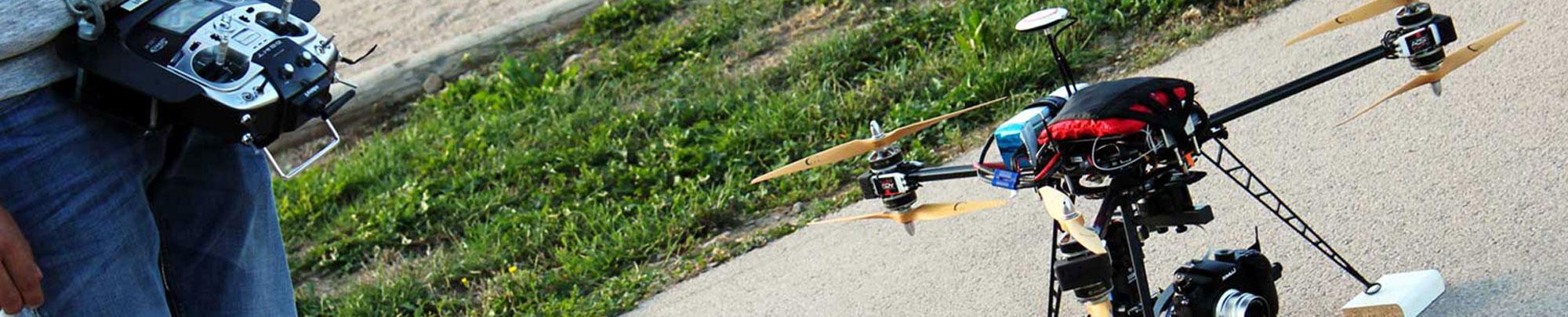 Drone Effect - Bannière notre matériel