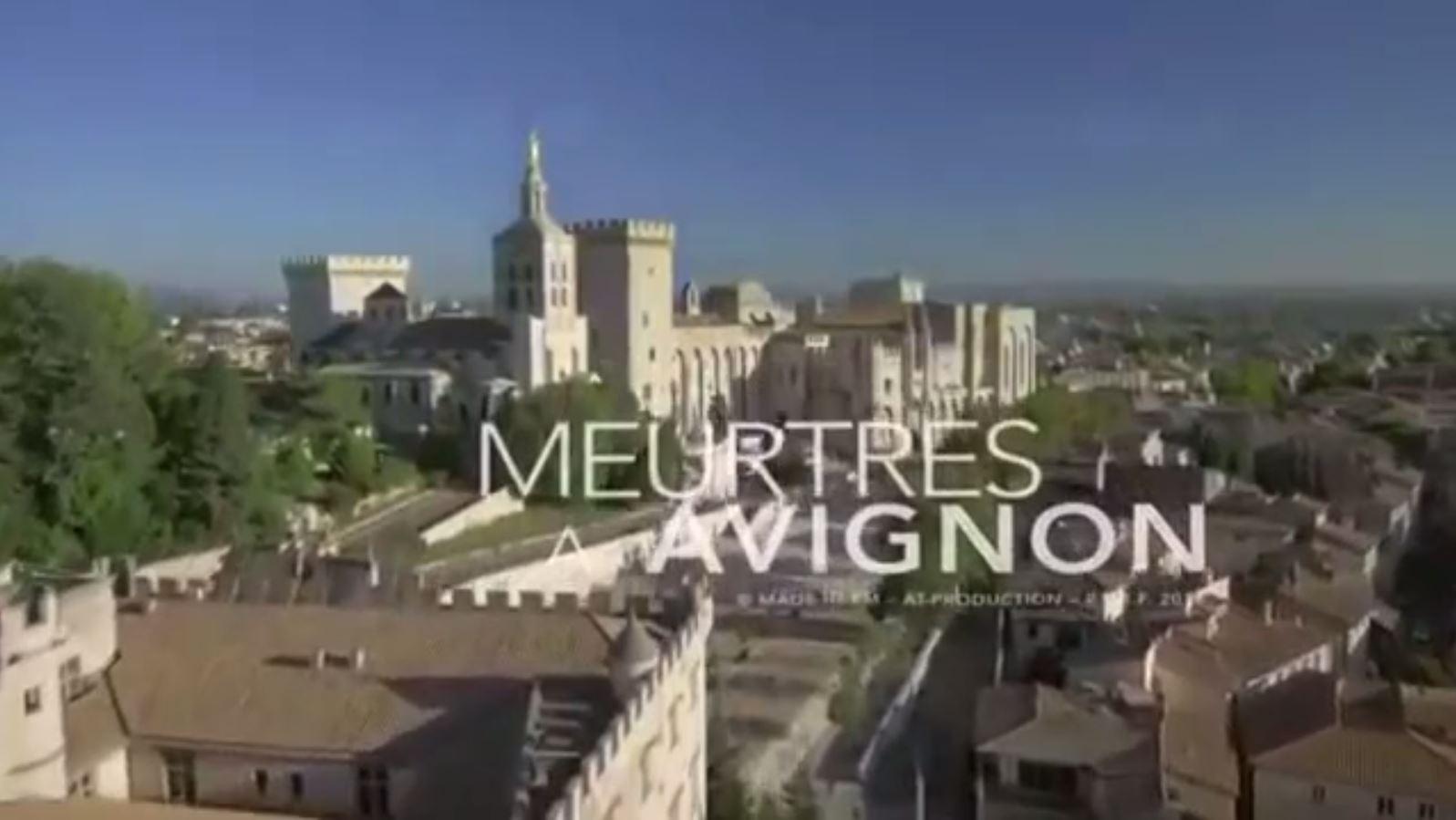 meurtre à Avignon