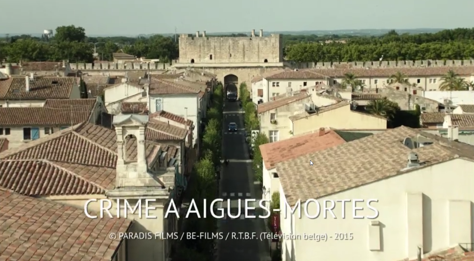 Télé-film Drone effect