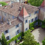 Prise de photographies pour agence immobilière par drone