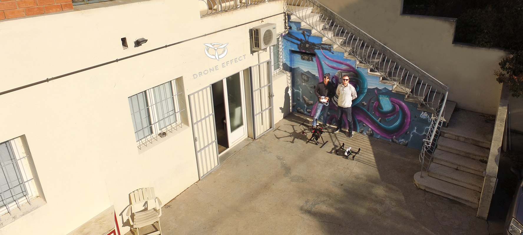 Opérateur de drone à Villeneuve les Avignon