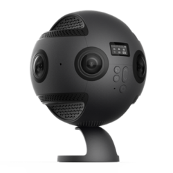 Caméra pour la visite immersive visrtuelle