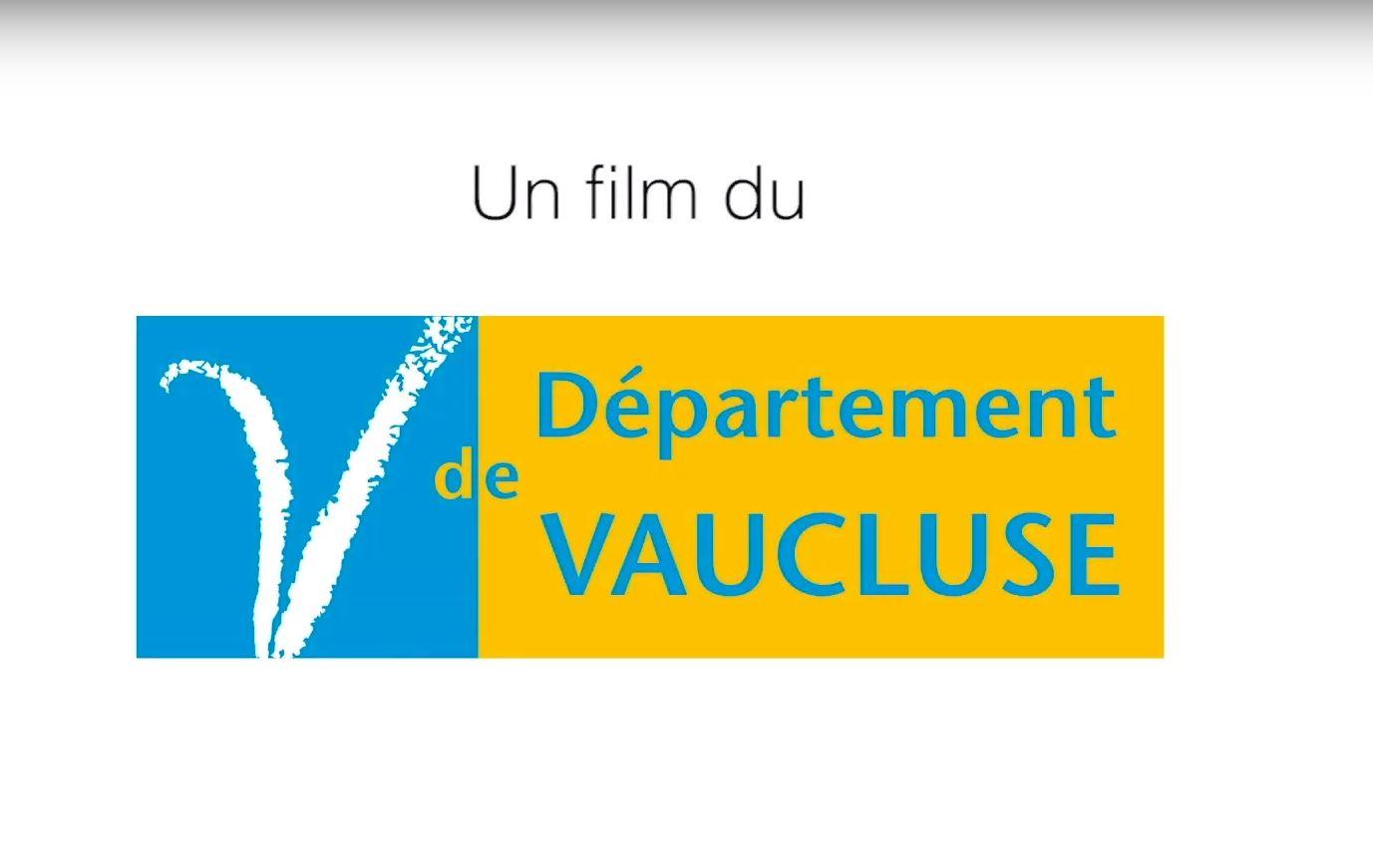 Conseil départemental du Vaucluse, vidéo aérienne