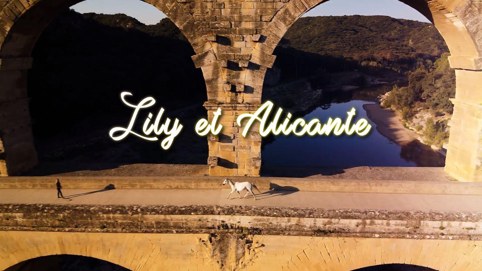Images de film d'entreprise dans le Gard
