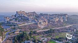Sublime photos des Baux de Provence