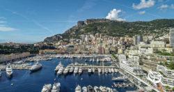 Monaco en drone pour Ecollect
