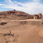 Paysage en drone du Maroc