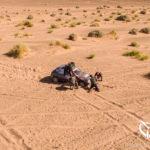 Rallye Babel Raid en drone