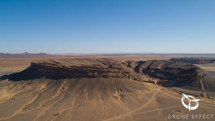 Un drone au maroc