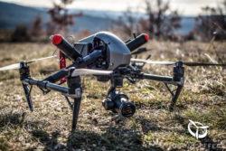 Dji Inspire 2 de Drone Effect