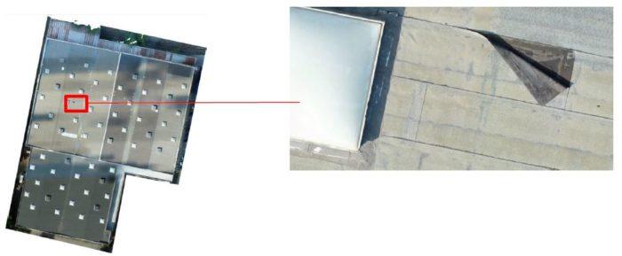 Photo aérienne pour le constat d'huissier dans le Gard