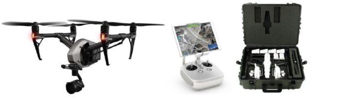 La photo et vidéo par drone pour les constats d'huissier