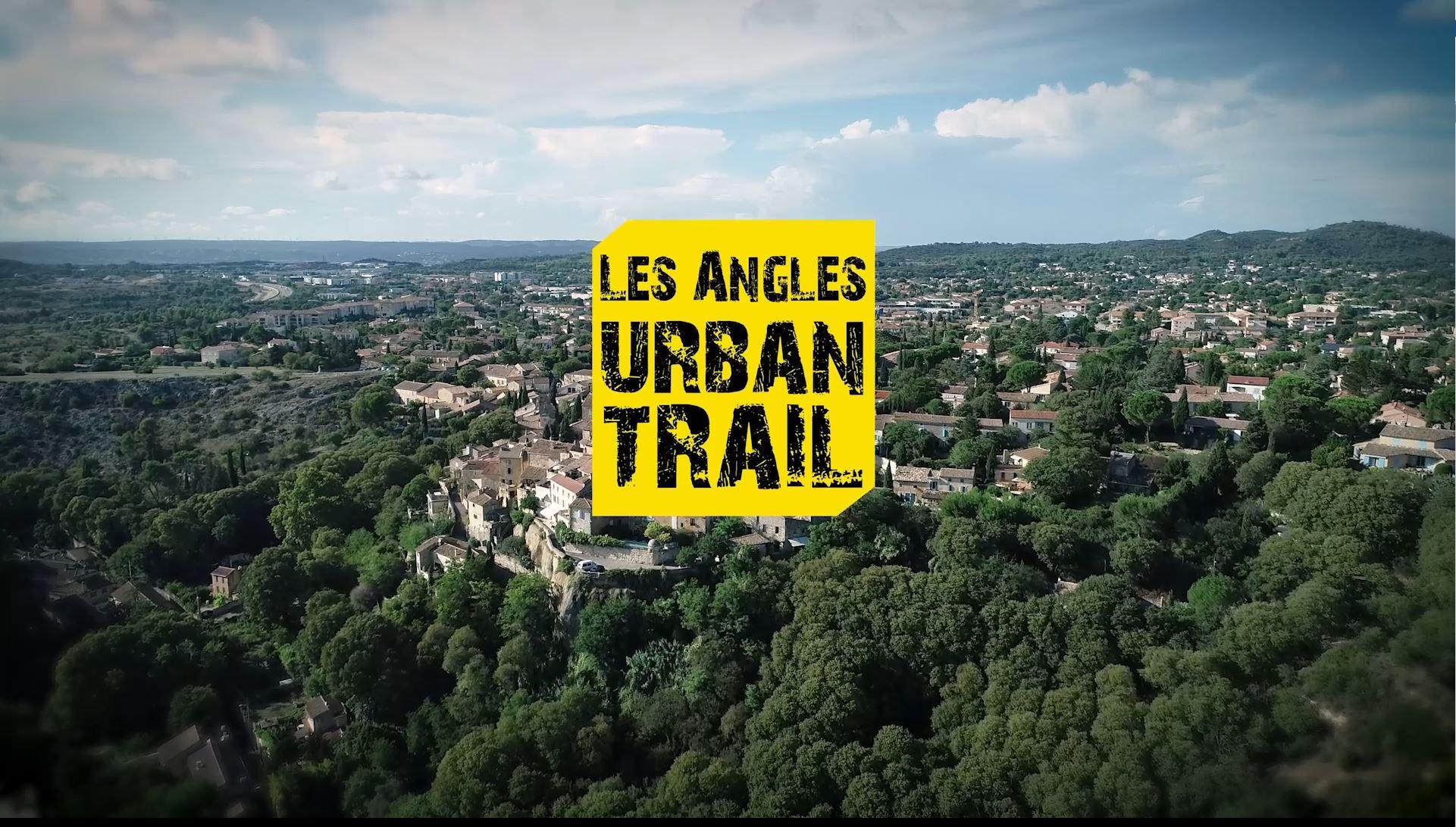 évènement teaser vidéo urban trail les angles